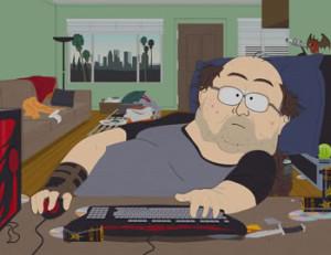 webcam troll