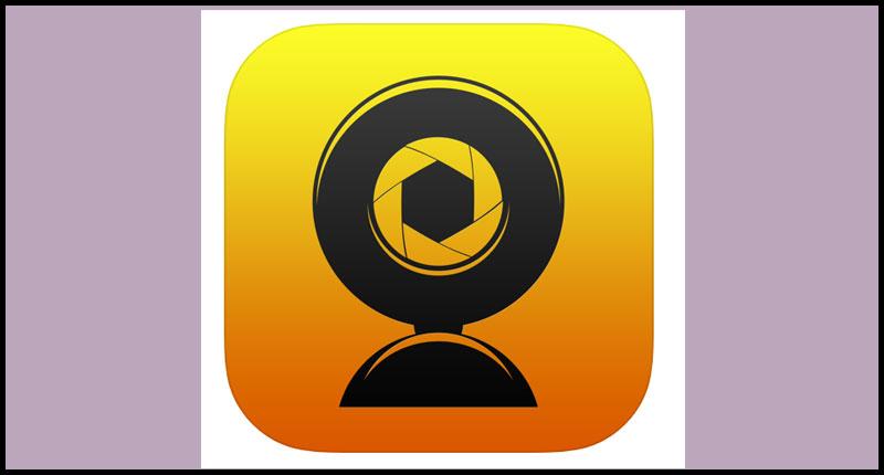 webcamera app by shape