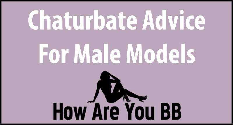 male model advice