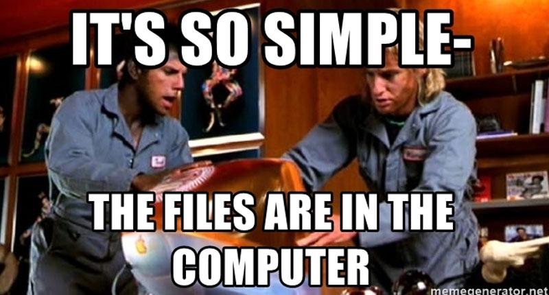 computer meme