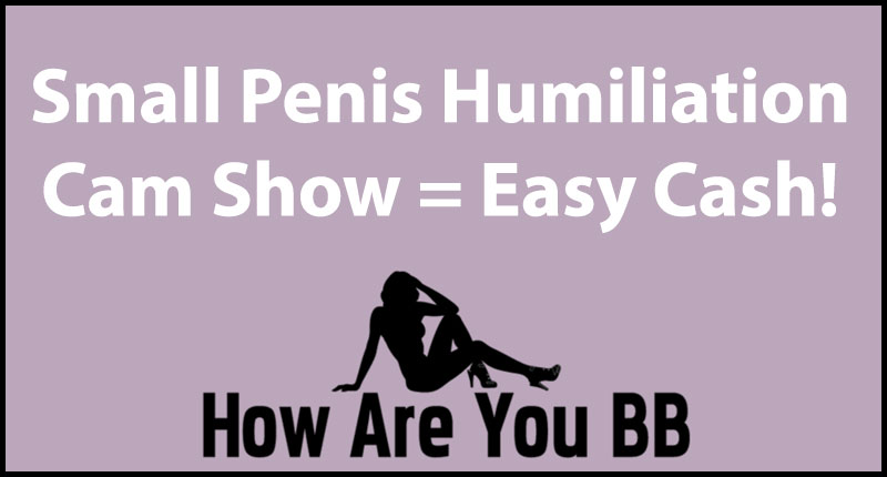 SPH cam show advice